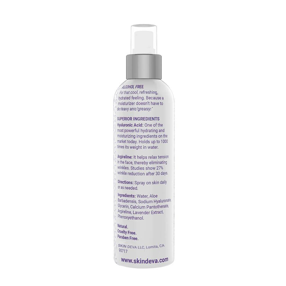 Face Mist Spray