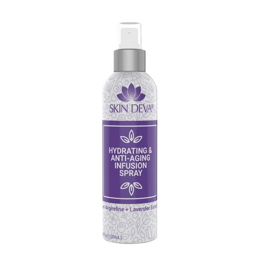 Facial Hydrating Spray with Argireline + HA & Lavender Extract