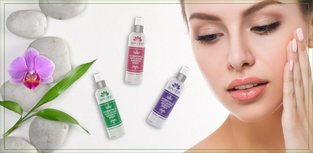 Skin Deva Facial Hydrating Sprays