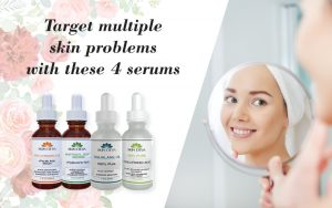Target multiple skin problems