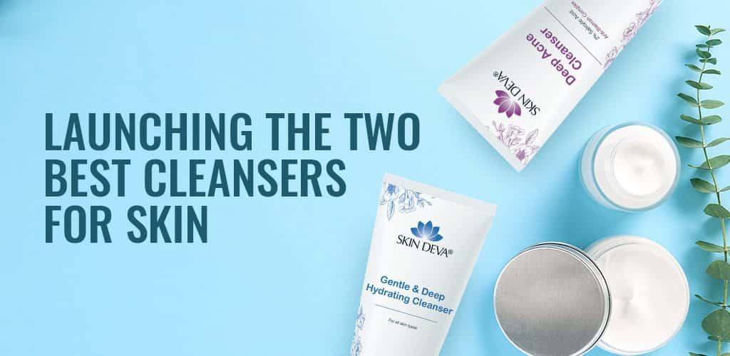 best cleansers for skin